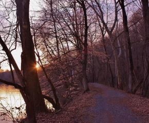 D&L Trail: Lehigh Canal South